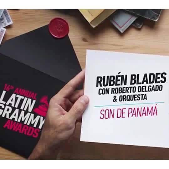 Nominados | Mejor Álbum De Salsa   – 16a Entrega Anual del Latin GRAMMY