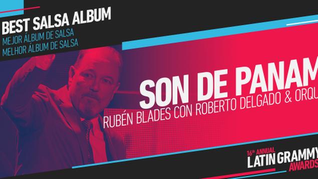 PREMIACIÓN – Mejor Álbum De Salsa