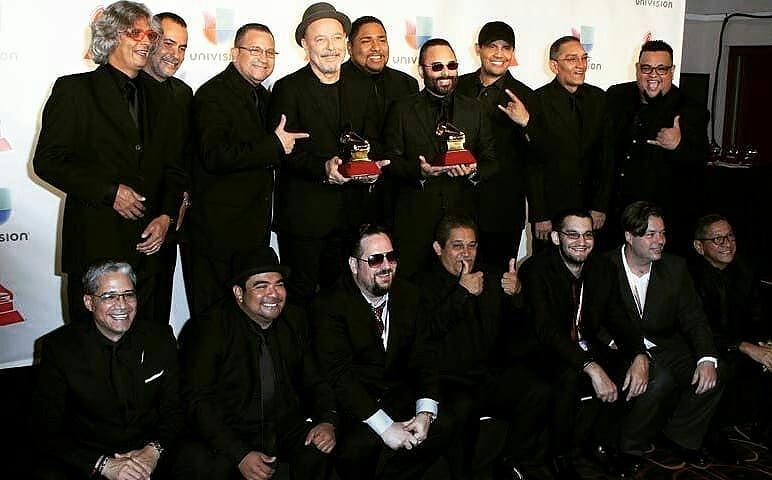 Latin Grammy 2017 – Álbum del año y Mejor Álbum de Salsa